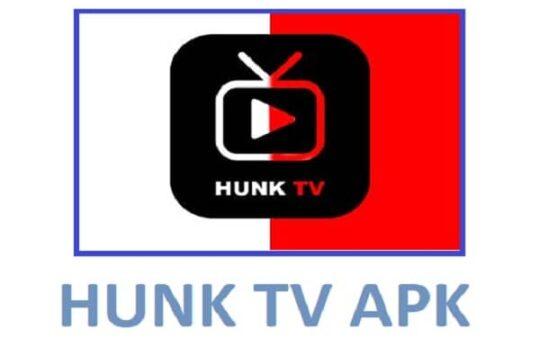 HUNK TV APK Download