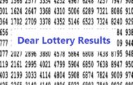 Dear Lottery Result 2021