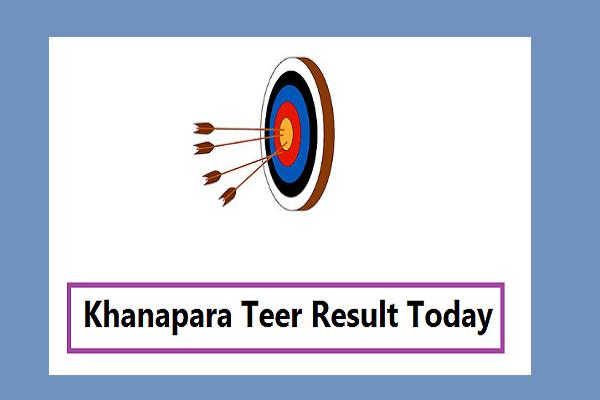 Khanapara Teer Result Today 2021