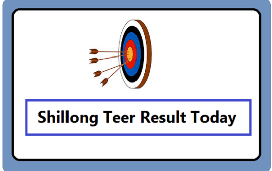 Shillong Teer Result Today 2021