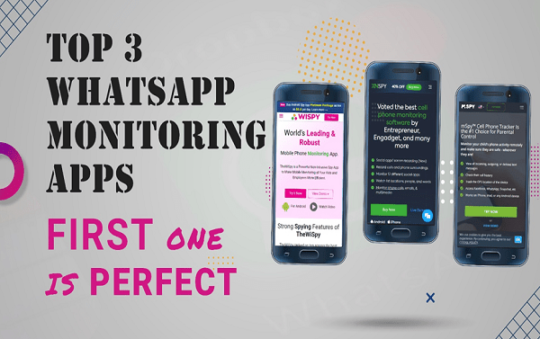 Top 3 WhatsApp Monitoring Apps – first one is perfect.